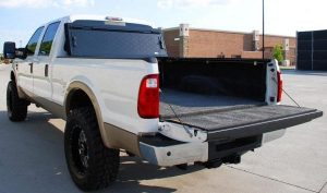 Truck Bed with Cover
