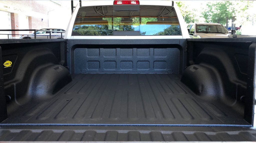 Truck Bed - Line X
